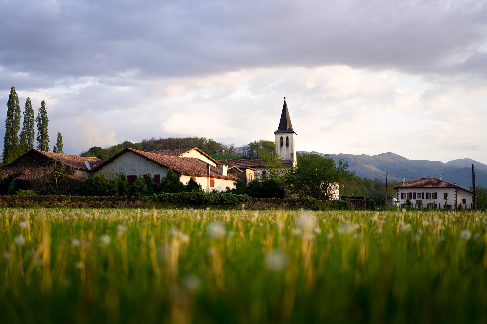 plattelands dorp